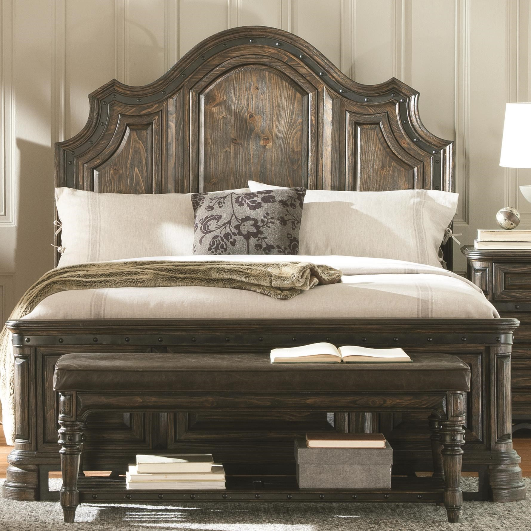 Exceptional Bed Shown May Not Represent Size Indicated