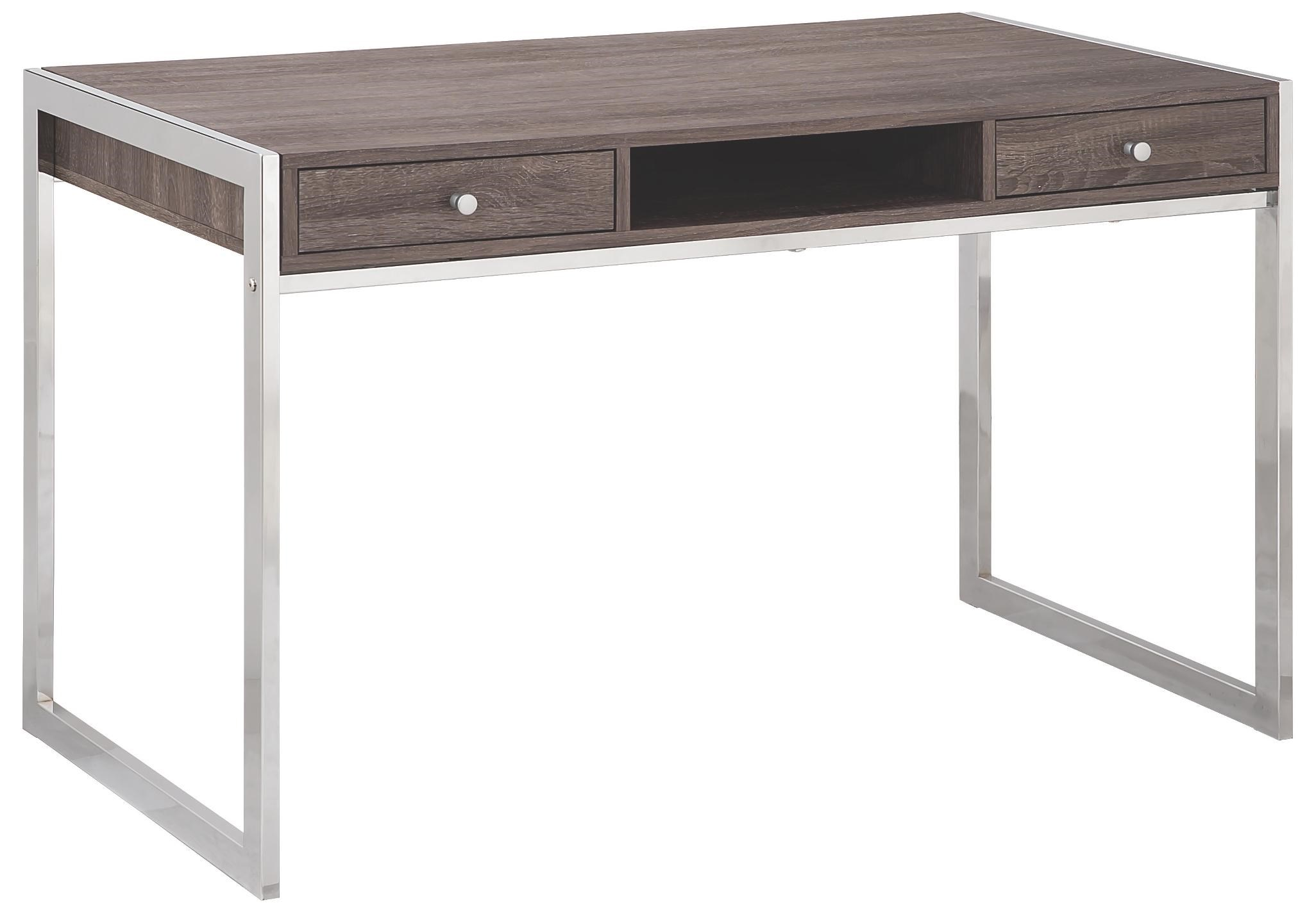 coaster contemporary computer workstation office desk table. Coaster Contemporary Computer Desk With 3 Drawers - Fine Furniture Workstation Office Table G