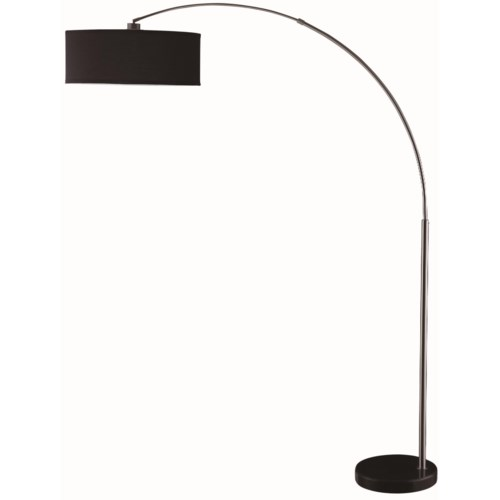 Coaster Floor Lamps Contemporary Hanging Floor Lamp - Coaster Fine ...