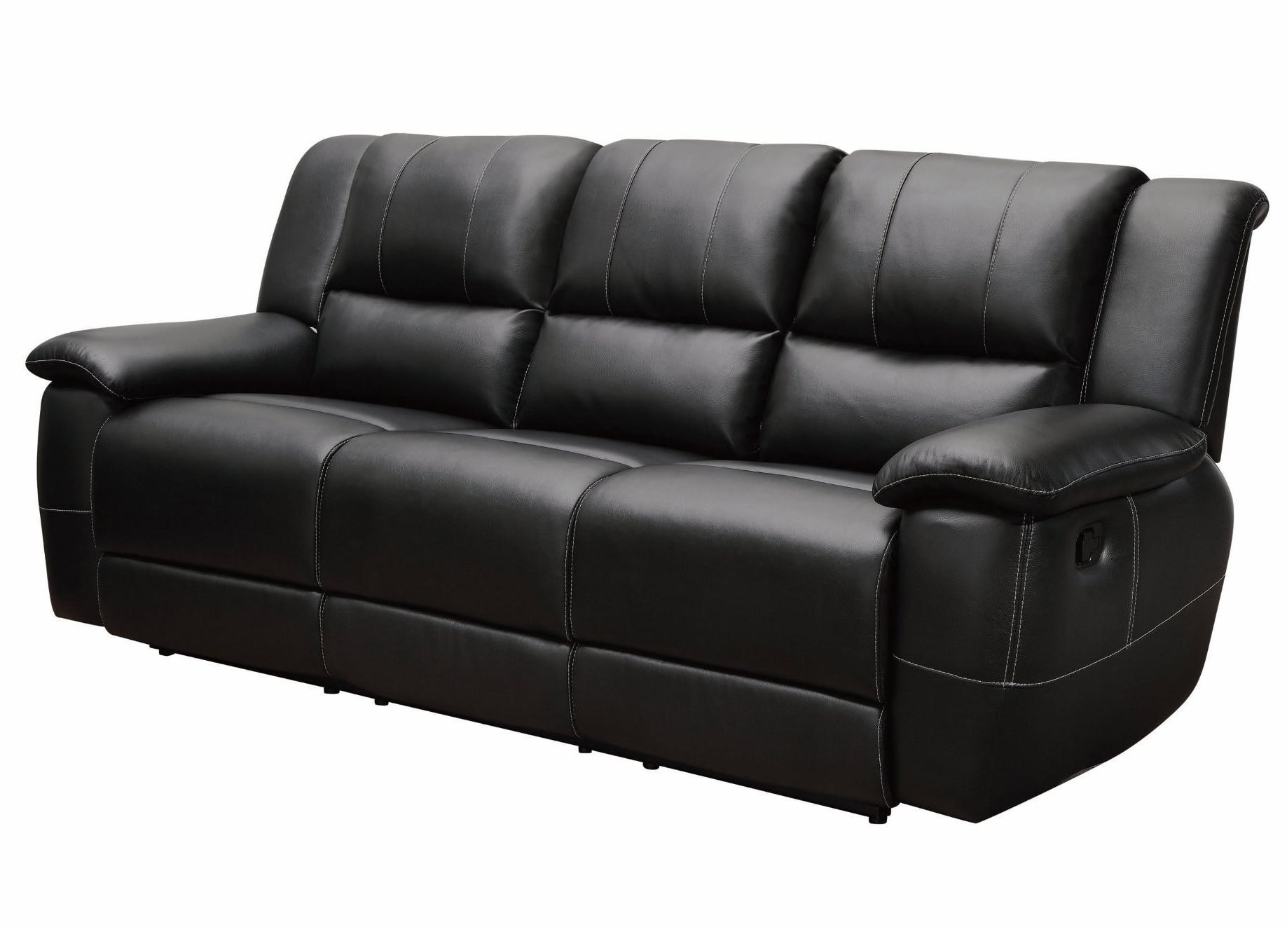 Coaster Lee Transitional Motion Sofa With Pillow Arms   Coaster Fine  Furniture