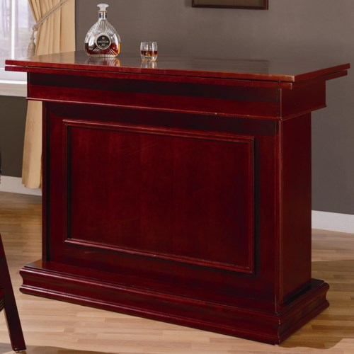 Coaster Mitchell Bar Unit with Storage