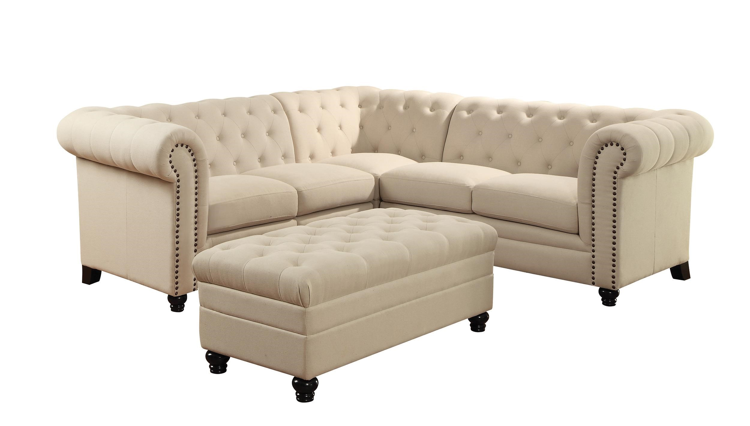 sc 1 st  Coaster Fine Furniture : tufted sectionals sofas - Sectionals, Sofas & Couches