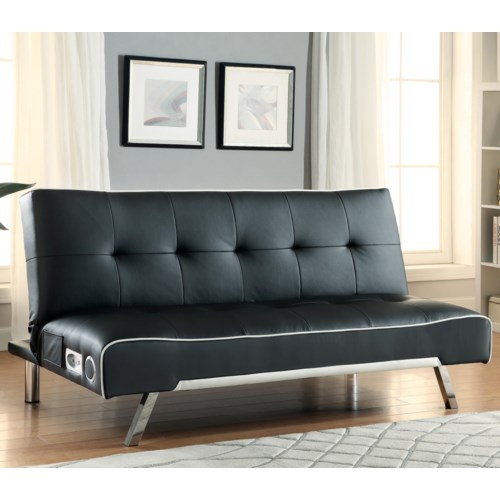 Sofa Beds And Futons Sofa Bed With Built In Bluetooth