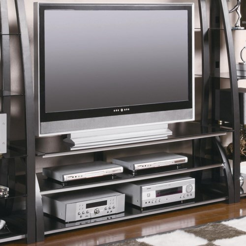 Coaster Entertainment Units 60 Quot Tv Stand With Shelves