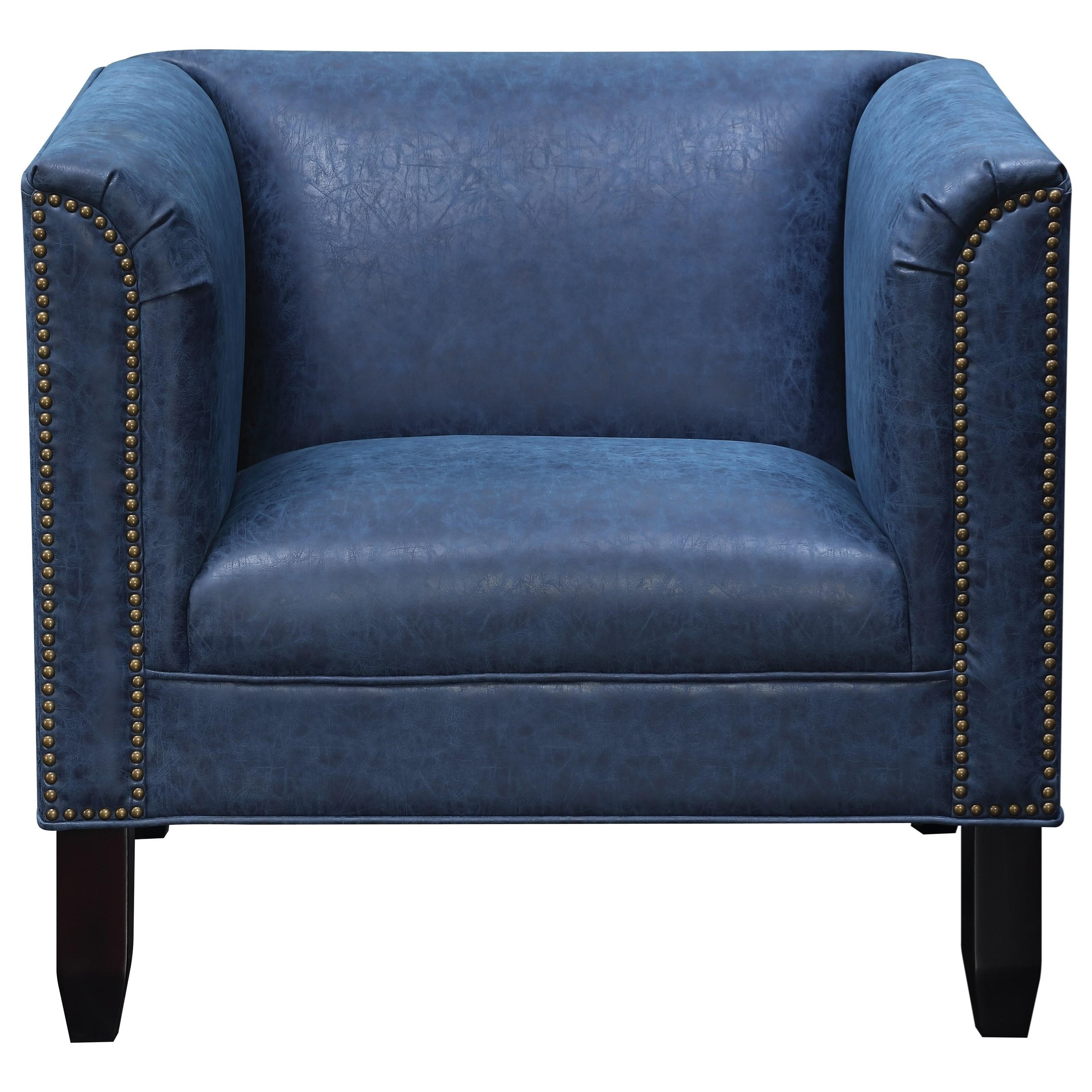 Genial Donny Osmond Home Accent Seating Accent Chair With Nailhead Trim   Coaster  Fine Furniture