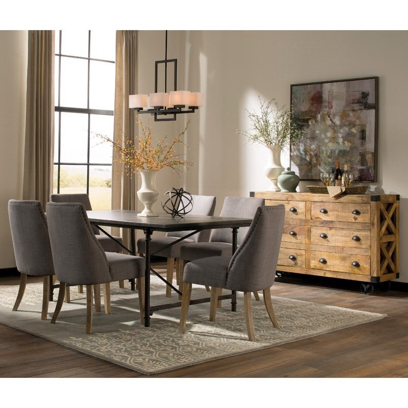 Donny Osmond Home Antonelli Casual Dining Room Group   Coaster Fine  Furniture