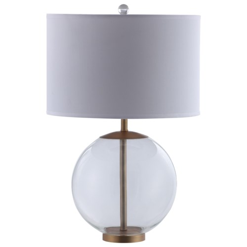 Donny osmond home lamps table lamp with glass base coaster fine donny osmond home lamps table lamp with glass base coaster fine furniture aloadofball Image collections