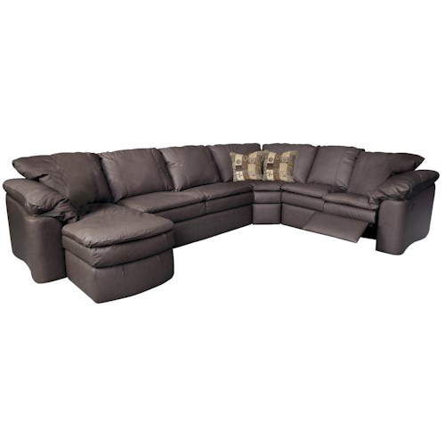 England Lackawanna Sectional Sofa - Dallas, Fort Worth, Plano, Texas