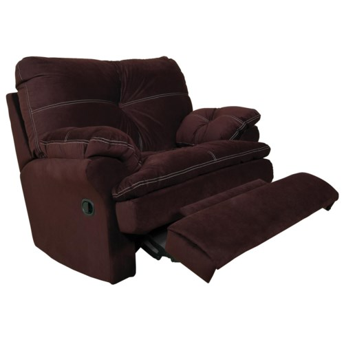 England Miranda and Lloyd  Power Comfortable Rocker Recliner for Casual Family Room Comfort