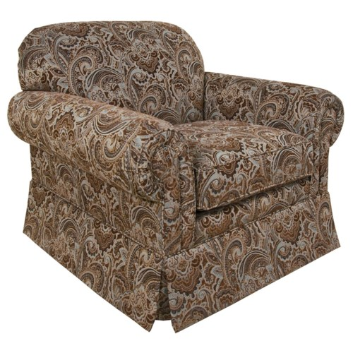 England Nancy Classic Upholstered Chair