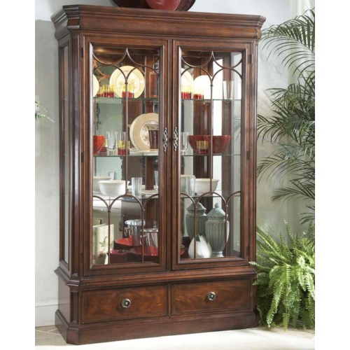 Belfort Signature Westview 819 Display Cabinet