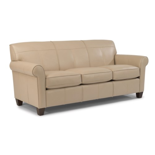 Flexsteel Sofa Locations: Dana Stationary Sofa
