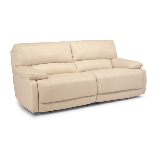 Flexsteel Latitudes - Hermosa Power Reclining Plush Sofa