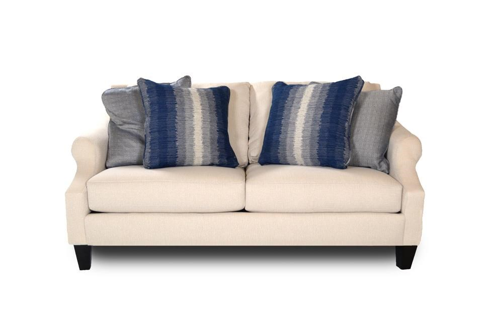 Home Living Room Furniture Love Seat Fusion Furniture 3200 Streetsmart ...