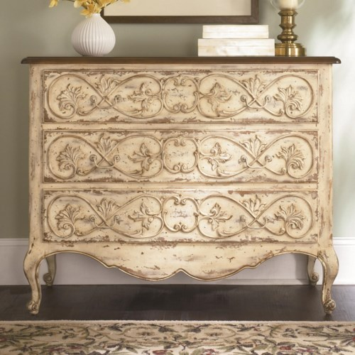 Hammary Hidden Treasures Arabesque Drawer Chest