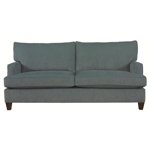 HGTV Home Furniture Collection Park Avenue Contemporary Styled Park Avenue Sofa (two cushions)
