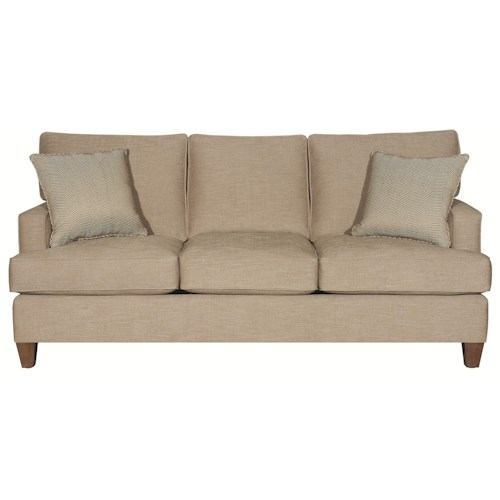 HGTV Home Furniture Collection Park Avenue Contemporary Styled Park Avenue Sofa (three cushion)
