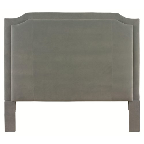HGTV Home Furniture Collection Upholstery  La Jolla Full Size Headboard