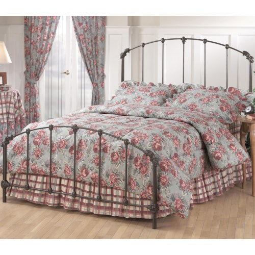 Hillsdale Metal Beds Full Bonita Bed
