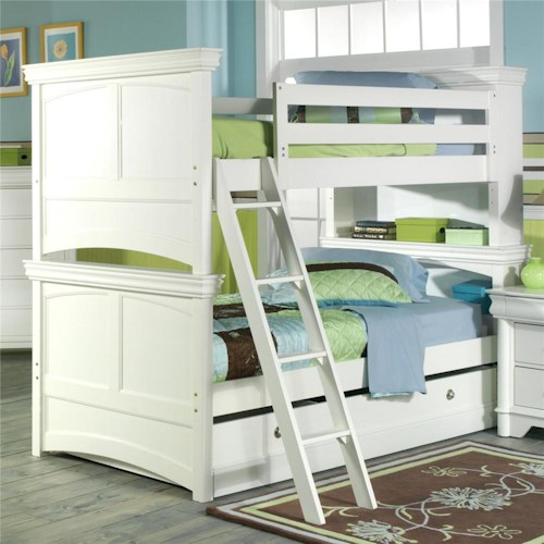 Holland House Petite Louis Twin Bunk Bed