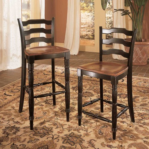 Hooker Furniture Indigo Creek Bar Stool