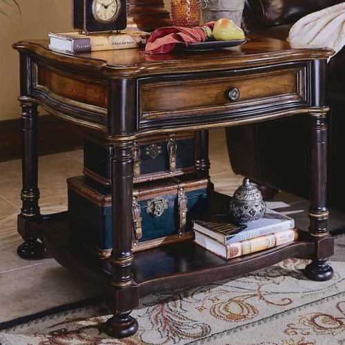 Hooker Furniture Preston Ridge Lamp Table
