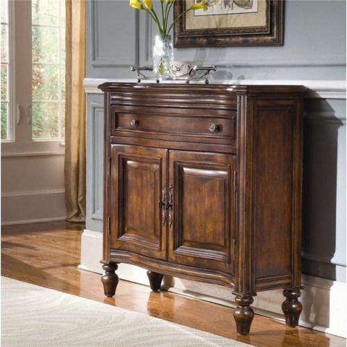 Hooker Furniture Seven Seas Hall Chest with Doors