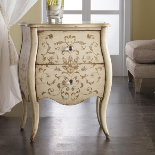 Hooker Furniture Mélange Ariana Handpainted Chest