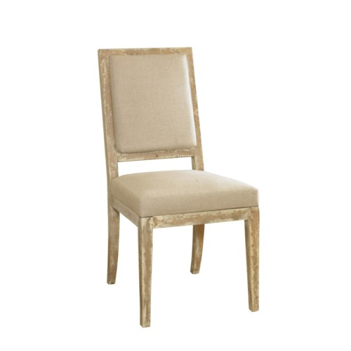 Hooker Furniture Sanctuary Addison Side Dining Chair