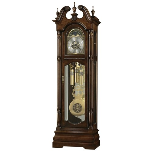 Howard Miller Clocks Edinburg Grandfather Clock