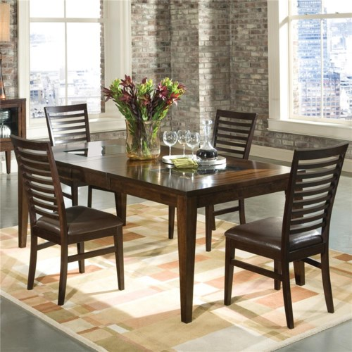 Intercon Kashi 5Pc Dinette