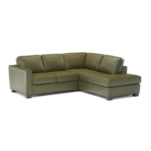 Italsofa I 161 Sectional With Chaise