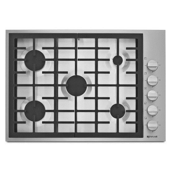 Jenn Air Cooktops   Gas 30