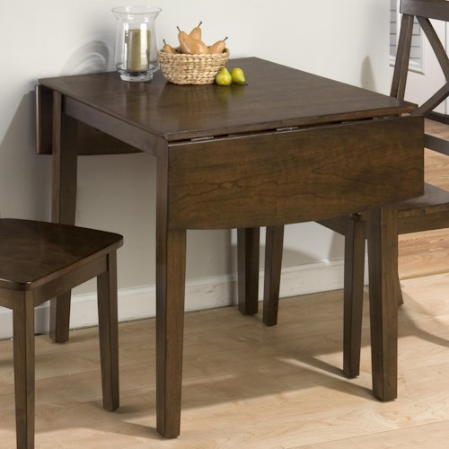 Jofran Taylor Cherry Double Drop Leaf Table
