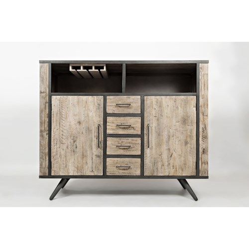 Jofran American Retrospective Highboard