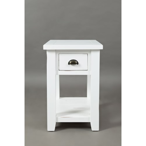 Jofran Artisan's Craft Chairside Table