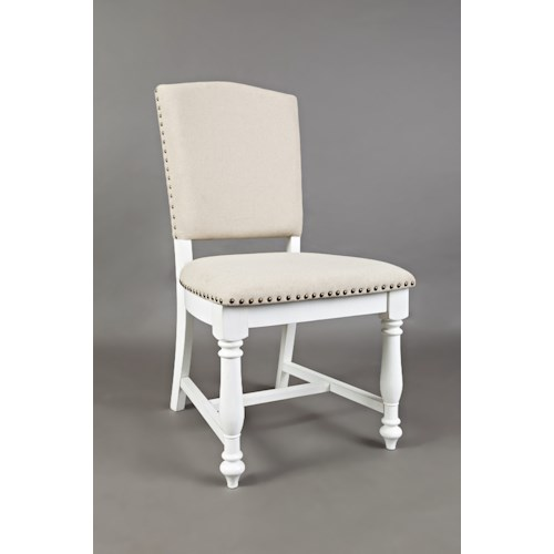 Jofran Castle Hill Upholstered Dining Chair