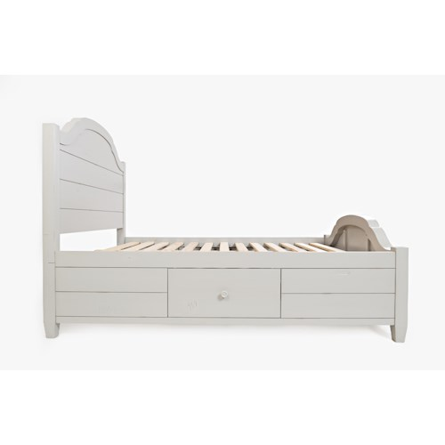 Jofran Chesapeake Queen Size Bed
