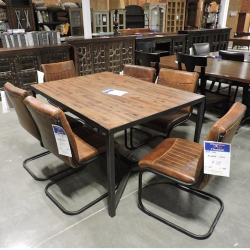 Jofran Clearance Dining Table Jofran