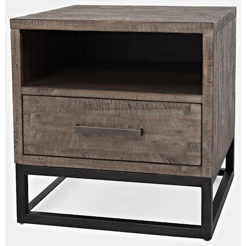 Jofran East Hampton End Table