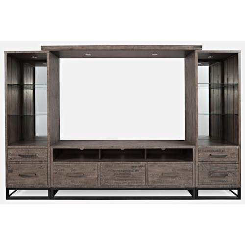 Jofran East Hampton Entertainment Wall