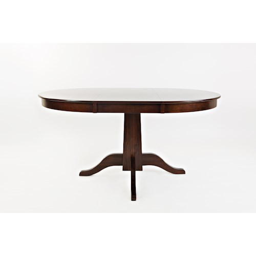 Jofran Everyday Classics Round to Oval Dining Table