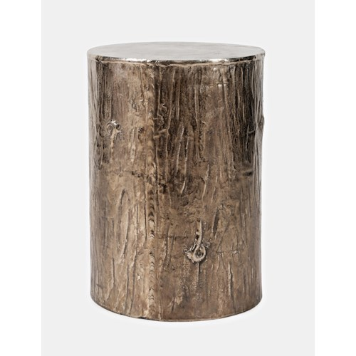Jofran Global Archive Faux Bios Mitchell Accent Table