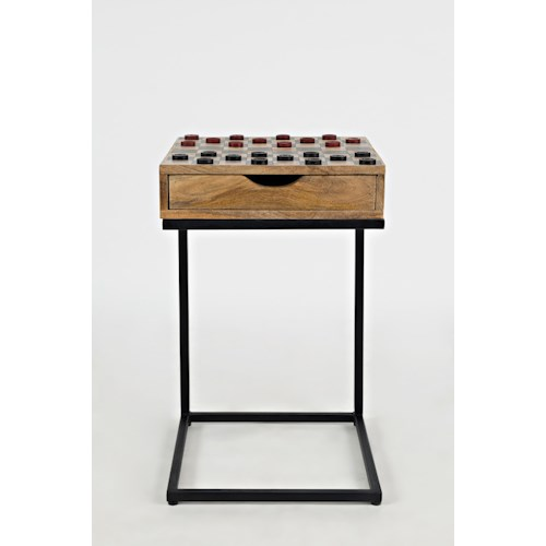 Jofran Global Archive Checkerboard C-Table