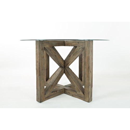 Jofran Hampton Road Round Dining Table
