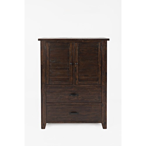 Jofran Jackson Lodge Door Chest