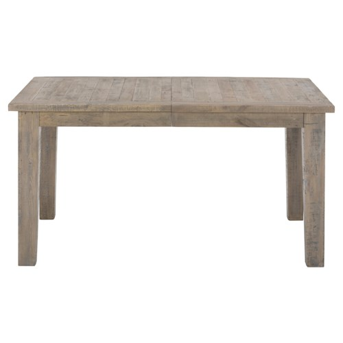 Jofran Slater Mill Pine Dining Table Made From Reclaimed