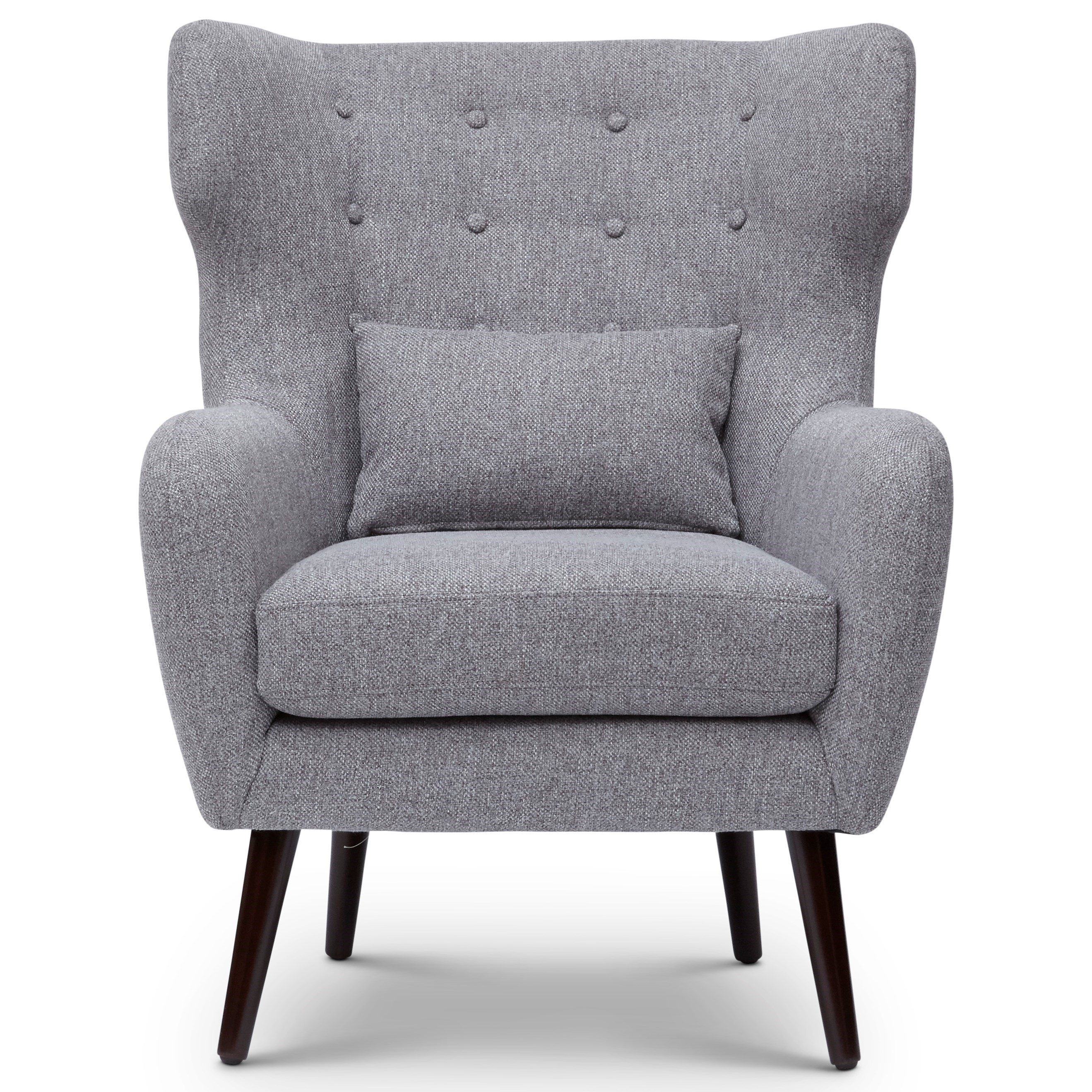 modern accent chairs. Jofran Easy Living Ava Mid Century Modern Accent Chair Chairs G
