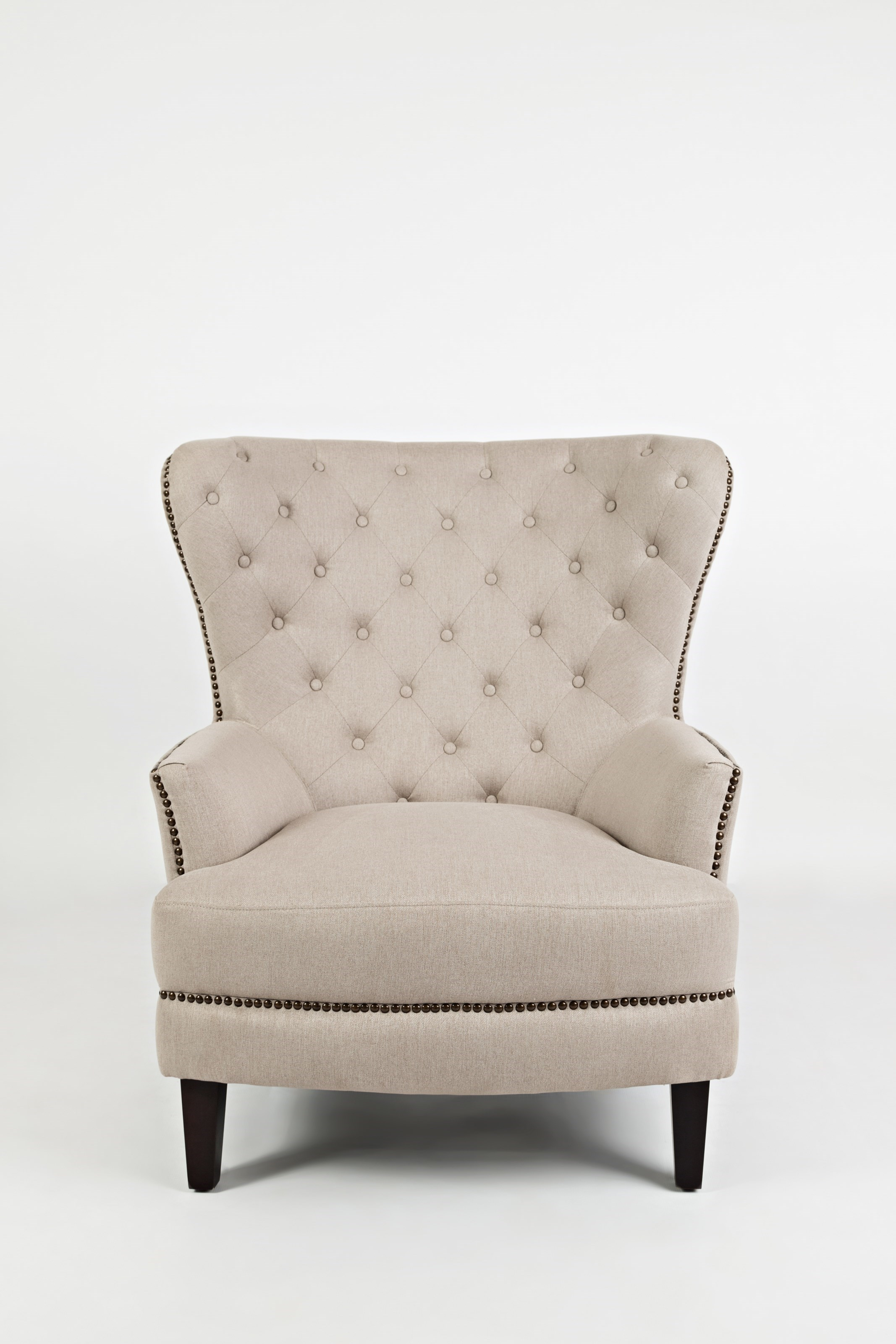 Merveilleux Jofran Easy Living Conner Chair With Tufted Wing Back