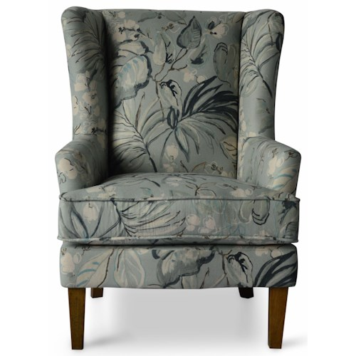 Jofran Accent Chairs Gabriela Accent Chair